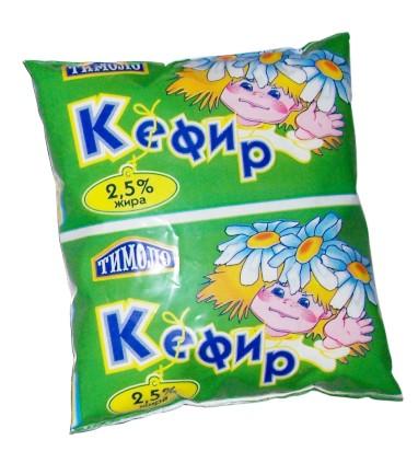 Кефир 2,5%